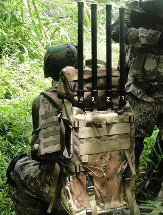 Mlitary grade Jammers Anti IED Jammer